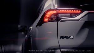 جدیدترین مدل خودروی تویوتا Toyota RAV۴