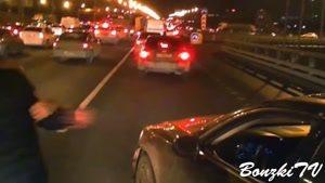 سری جدیدی از تصادفات جاده ایی