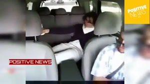 فیلم تصادف های دلخراش از داخل ماشین