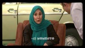 گفتگوی خنده دار و جالب علی اوجی با مرجانه گلچین