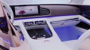 خودروهای آینده مرسدس بنز در سال ۲۰۲۰