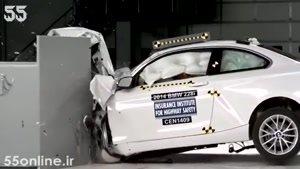 تست تصادف ۱۳ اتومبیل معروف دنیا
