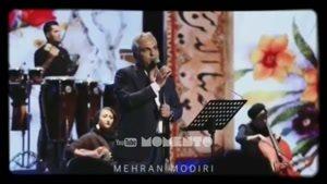 صحنه هایی زیبا از کنسرت زیبایی مهران مدیری
