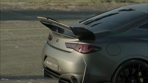 جدیدترین خودروی INFINITI
