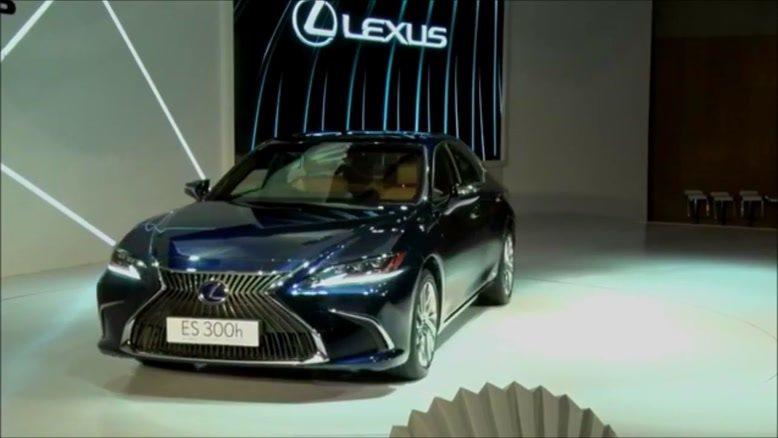 mp4.ir - جدیدترین مدل خودروی لکسوس 2019