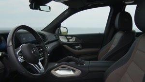 خودروی لوکس جدید مرسدس بنز مدل GLE