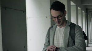 تیزرهای سونی برای گوشی Xperia XZ۳ - قابلیت جدید Side Sense