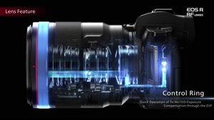 ویدئوی معرفی دوربین های بدون آینه سری EOS R و لنزهای سری RF کنون