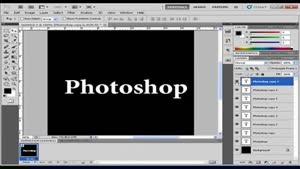 آموزش ساخت عکس متحرک در فوتوشاپ