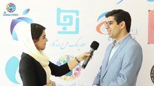 آموزش بازاریابی ویروسی با حمیدرضا محمودی در کنفرانس نوابغ دیجیتال مارکیتینگ