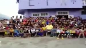 بزرگترین خانواده جهان