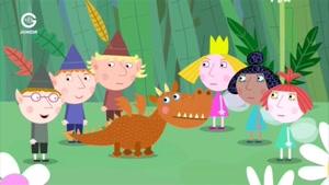 انیمیشن Ben and Holly&#۱۴۶s little Kingdom قسمت بابی دراگون