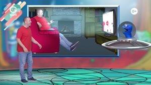 انیمیشن آموزش زبان Steve And Maggie - قسمت ۱۰