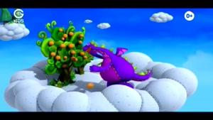 انیمیشن دیبو - روز خوشبختی من
