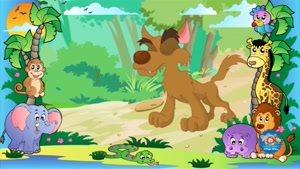 انیمیشن آموزش زبان انگلیسی دنیای حیوانات قسمت چهار