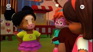 انیمیشن آموزش زبان the little people قسمت چهارم