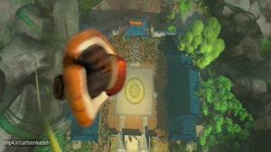 انیمیشن پاندای کنگ فو کار Kung Fu Panda 2008