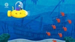 انیمیشن آموزش زبان انگلیسی پاکا آلپاکا قسمت چهارده