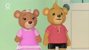 انیمیشن BANANAS IN PYJAMAS قسمت پنجاه و چهار