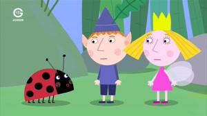 انیمیشن Ben and Holly&#۱۴۶s little Kingdom قسمت شهر گمشده