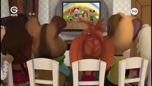 انیمیشن خانواده پوچز دوبله فارسی قسمت سی و سوم مقام اول