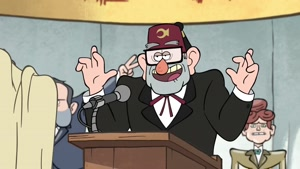 انیمیشن آبشار جاذبه Gravity Falls دوبله فارسی قسمت ۳ فصل اول