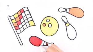 انیمیشن آموزش نقاشی قسمت دو