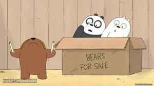 کارتون We Bare Bears Season 3 - قسمت شانزدهم