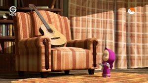 کارتون ماشا و میشا - موسیقی راک