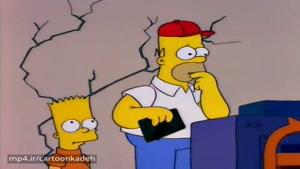 دانلود انیمیشن سریالیThe Simpsons - قسمت7-فصل چهارم