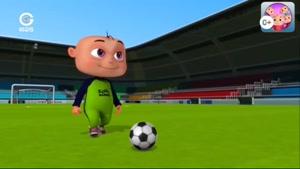 انیمیشن ماجراهای توتو - توتو آتش نشان میشود