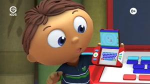 انیمیشن دهکده کتاب داستان- فردا روز تولدمه