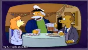 دانلود انیمیشن سریالیThe Simpsons - قسمت8-فصل چهارم