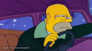 دانلود انیمیشن سریالیThe Simpsons - قسمت9-فصل چهارم