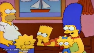 دانلود انیمیشن سریالیThe Simpsons - قسمت10-فصل چهارم