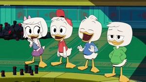 انیمیشن ماجراهای داک Duck Tales 2017 دوبله فارسی- قسمت ششم