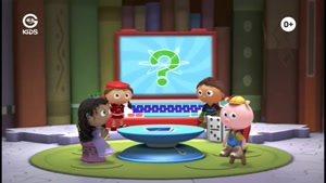 انیمیشن دهکده کتاب داستان - قسمت سی - امروز روز تولد آقای لیزارده