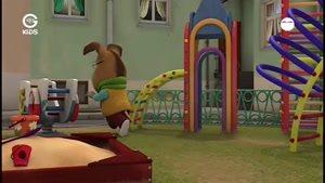 انیمیشن خانواده پوچز دوبله فارسی قسمت سی و چهارم گردش