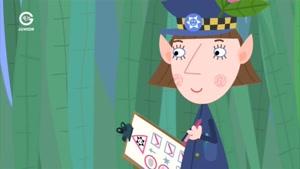 انیمیشن Ben and Holly&#۱۴۶s little Kingdom قسمت تست جادویی نانی