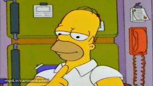دانلود انیمیشن سریالیThe Simpsons - قسمت18-فصل چهارم