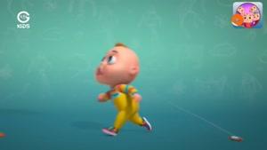 انیمیشن ماجراهای توتو - جشن تولد