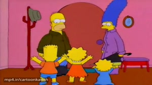 دانلود انیمیشن سریالیThe Simpsons - قسمت1-فصل هشتم