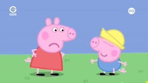 انیمیشن peppa pig - قسمت ۴۵