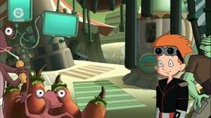 انیمیشن ماهی قرمز من قسمت بیست و شش