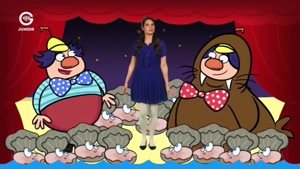 انیمیشن آموزش زبان Ms.Booksy قسمت هجده