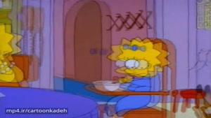 دانلود انیمیشن سریالیThe Simpsons - قسمت11-فصل چهارم