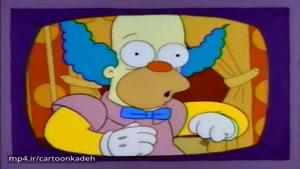 دانلود انیمیشن سریالیThe Simpsons - قسمت19-فصل چهارم