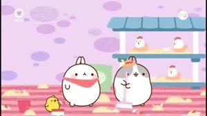 انیمیشن MOLANG قسمت پنجم