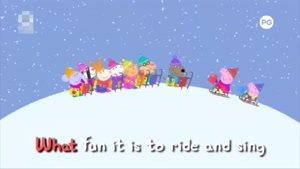 انیمیشن آموزش زبان انگلیسی Peppa Pig قسمت سه