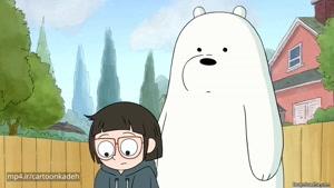 کارتون We Bare Bears Season 3 - قسمت دوازدهم